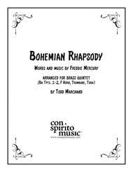 Bohemian Rhapsody Arranged For Brass Quintet By Queen