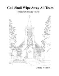 Download God Shall Wipe Away All Tears Sheet Music By