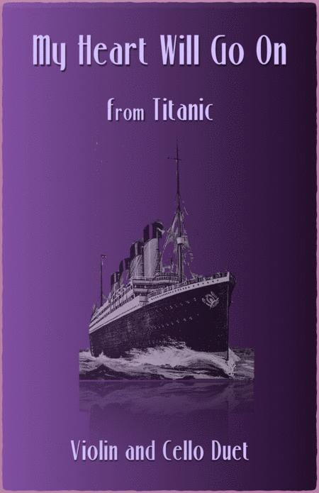 Download My Heart Will Go On (Love Theme From Titanic ...