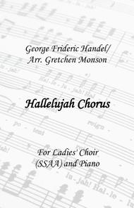 Download Hallelujah Chorus Sheet Music By George Frideric