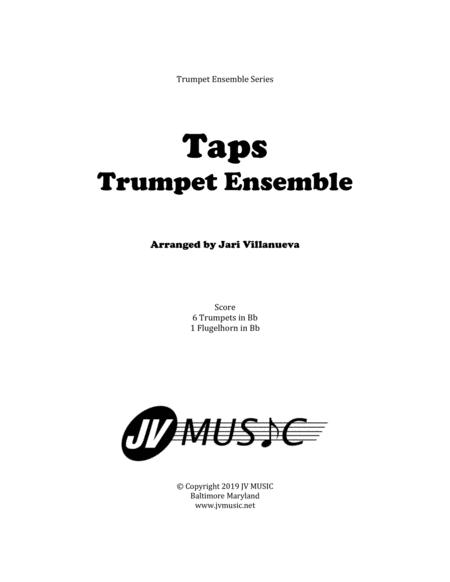 Taps For Solo Bugle And Trumpet Ensemble By Daniel