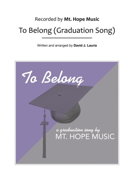 download to belong graduation