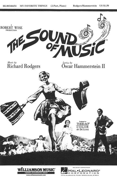 My Favorite Things (from The Sound Of Music) Sheet Music