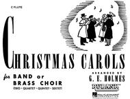 Christmas Carols For Band Or Brass Choir Sheet Music By G