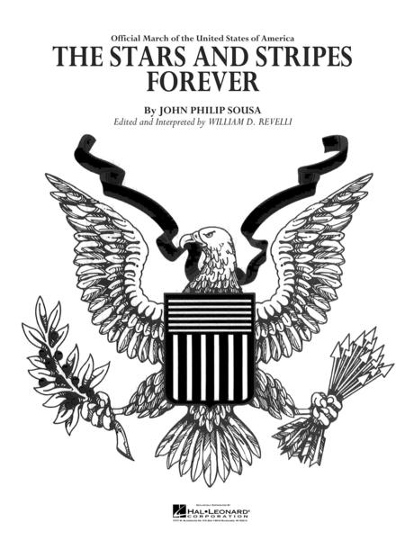 The Stars And Stripes Forever By John Philip Sousa (1854
