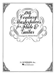 19th Century Masterpieces For Flute And Guitar By Various