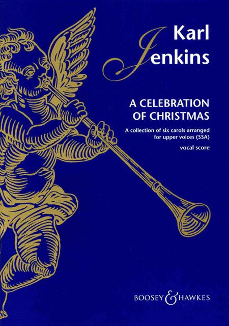 A Celebration Of Christmas Sheet Music By Karl Jenkins