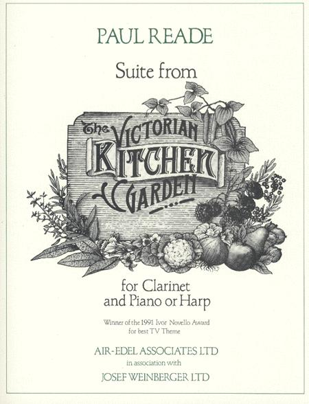 Suite From The Victorian Kitchen Garden Sheet Music By