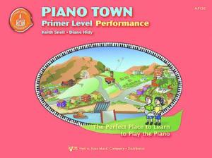 Piano Town, Performance – Primer