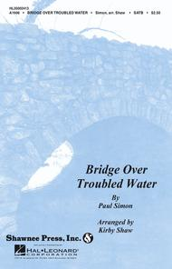 Bridge Over Troubled Water Sheet Music By Paul Simon