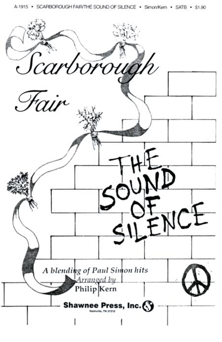 Scarborough Fair/The Sound Of Silence Sheet Music By Paul