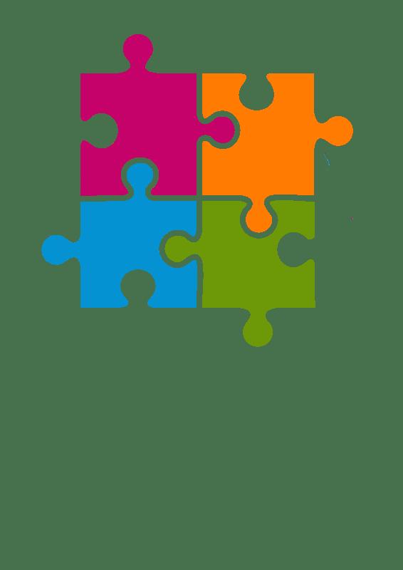 Free Clip Art Puzzle Pieces : puzzle, pieces,