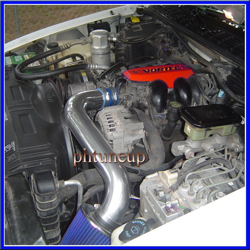 hight resolution of 1992 1995 chevy s10 blazer 4 3 4 3l v6 vortec cpi only air intake kit 3 5 olds engine diagram