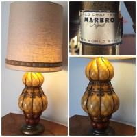 Marbro Lamp   Artifact Collectors