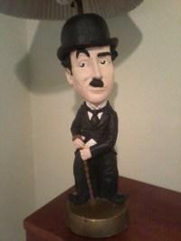 Charlie Chaplin/Tramp Lamp | Charlie Chaplin Club