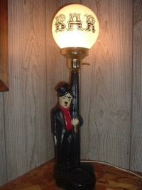 I Just Purchased A Charlie Chaplin Bar Light. It Is In ...