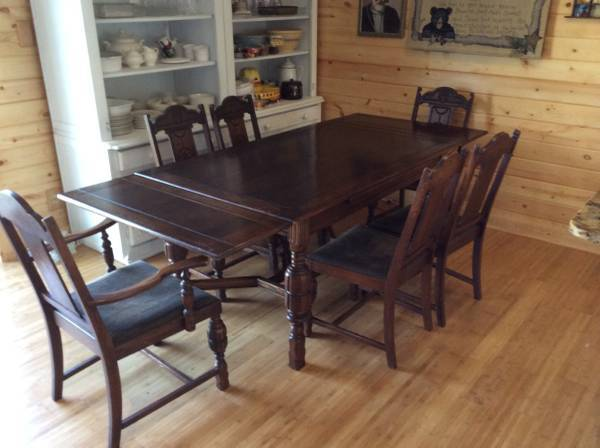 1920s Thomasville Dining Set Questions My Antique Furniture Collection