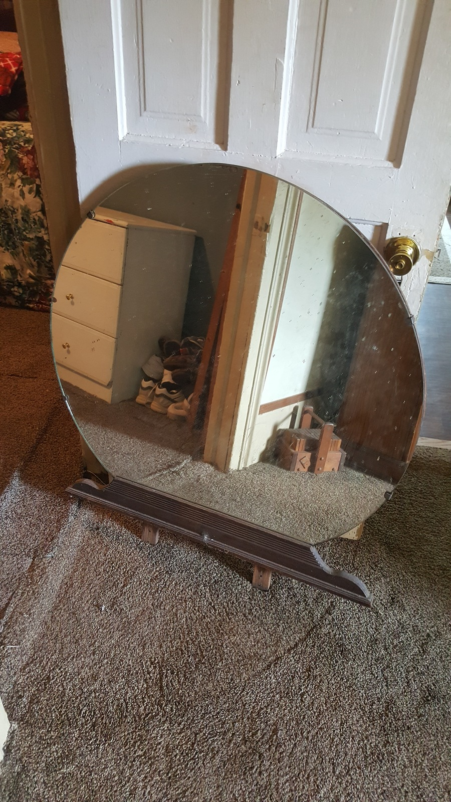 My Antique Furniture Collection  How much is this 1930s
