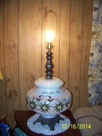 I Found This Most Beautiful And Unique Looking Lamp And ...