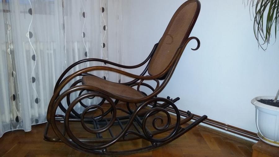 Jacob  Josef Kohn Rockingchair Value  My Antique