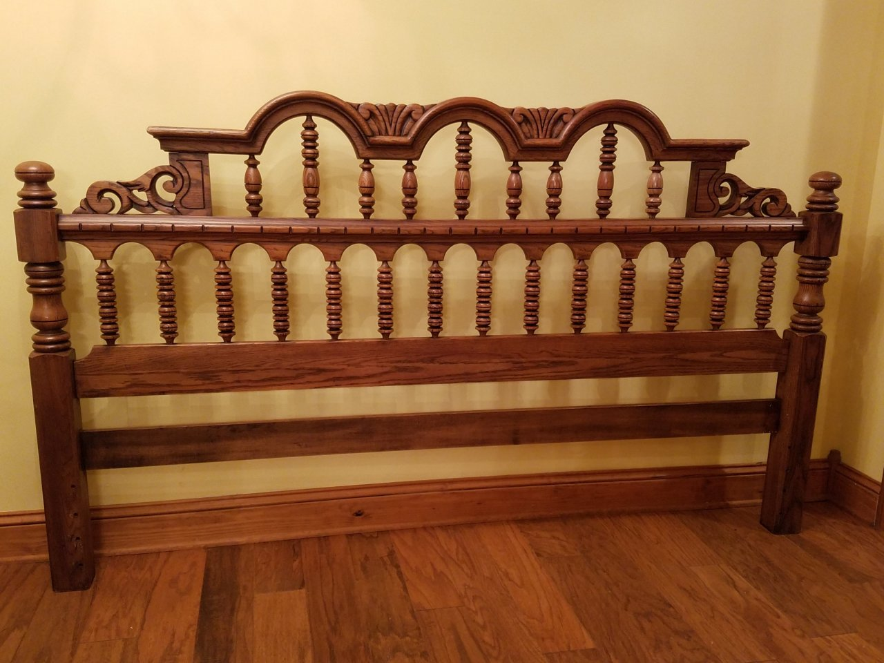 Link Taylor Oak Bedroom Set  My Antique Furniture Collection