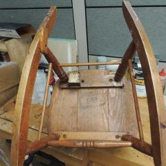 Antique Rocking Chair Leather Seat Thomas Potty Mothercare My Furniture Collection - Ramsdale Music Box Replacement Discussion Board