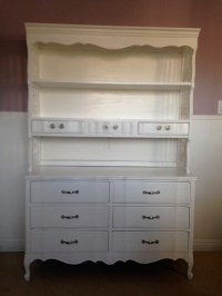 Dixie Little Girls Bedroom Dressers | My Antique Furniture ...