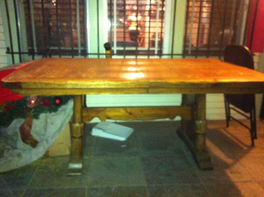 Jefferson EZ Table Slide  My Antique Furniture Collection
