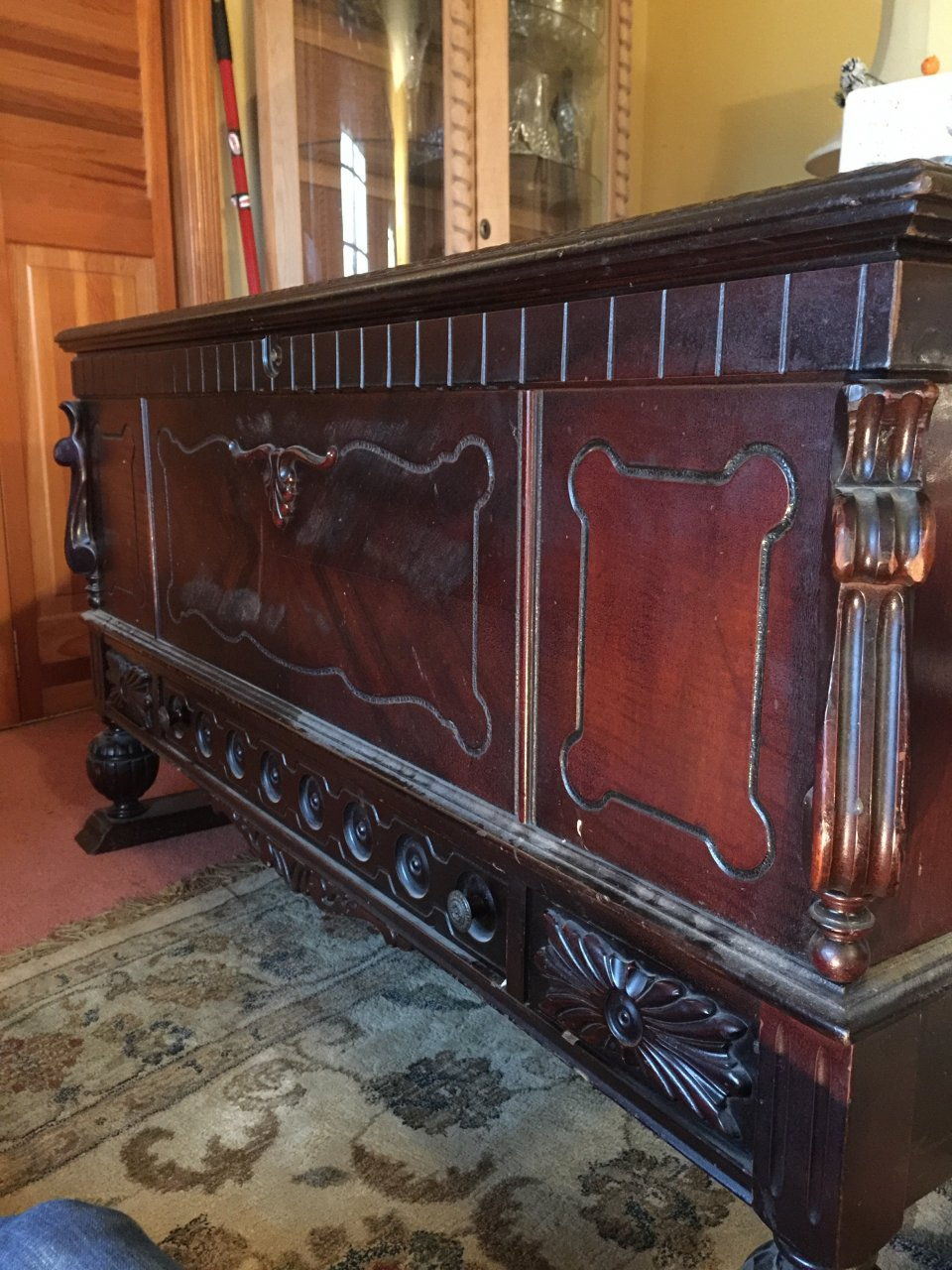 Trying To Find The Value Of A 1927 Cavalier Cedar Chest