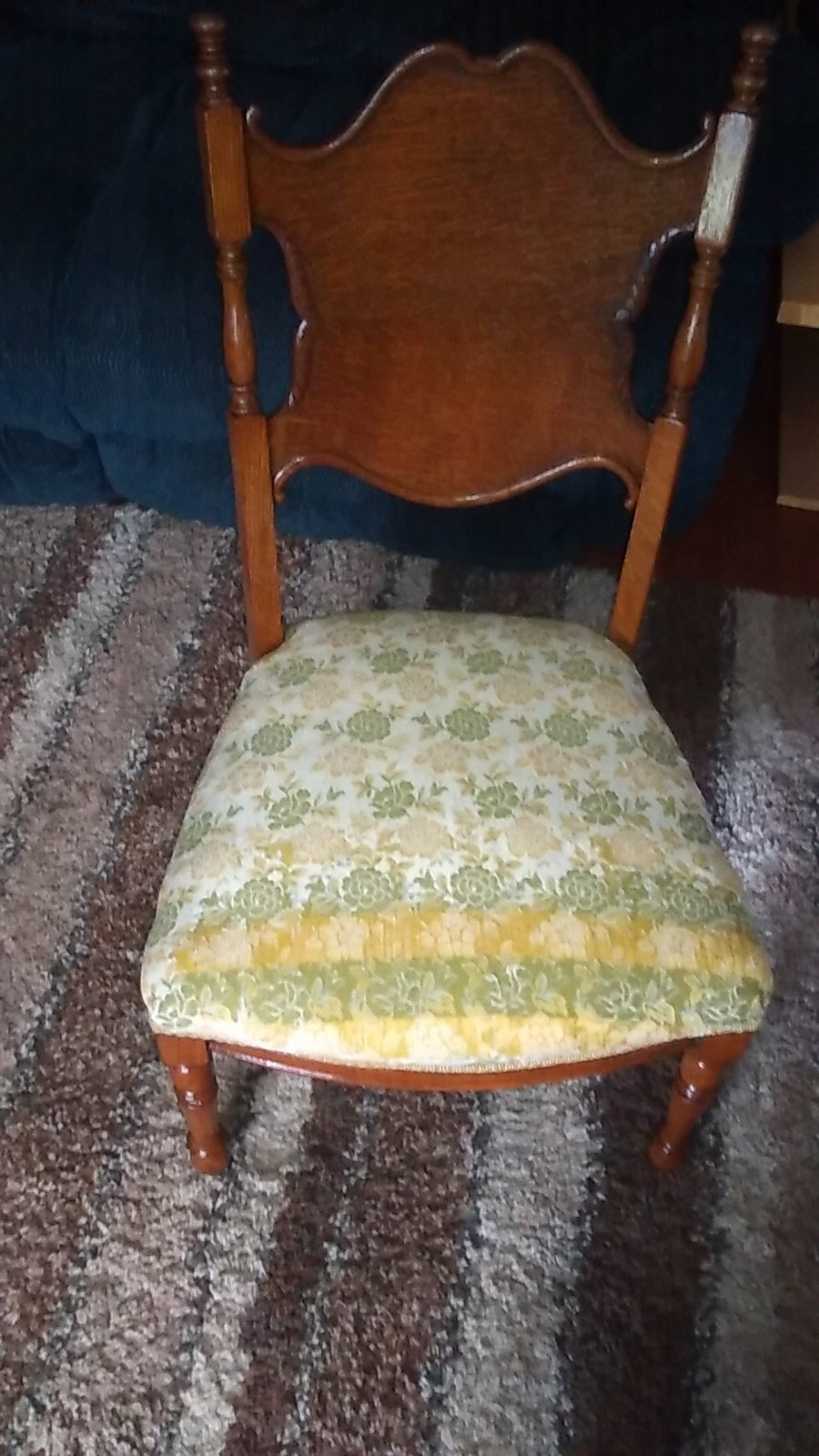 set of 8 dining chairs folding chair ireland carved wooden with wheels on front legs | my antique furniture collection