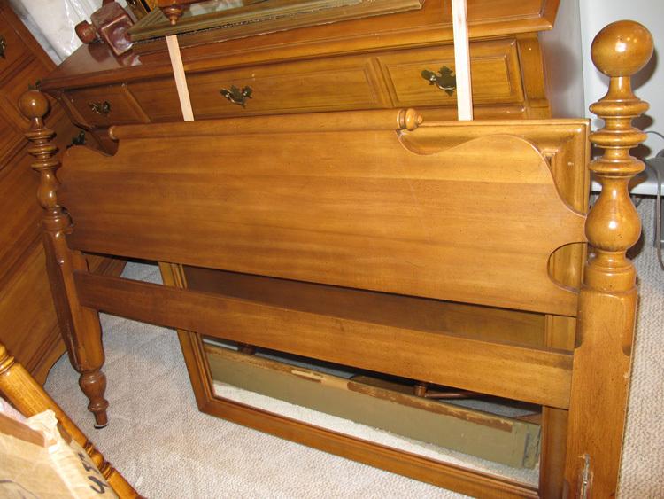 Solid Rock Maple Furniture Sprague Carleton  My Antique