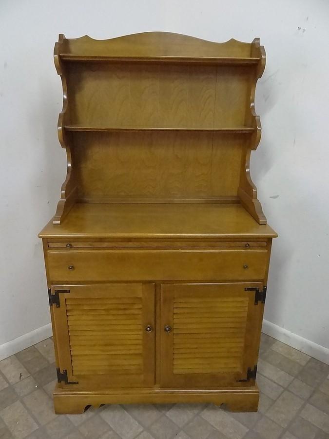 Ethan Allen Baumritter Heirloom Maple  My Antique