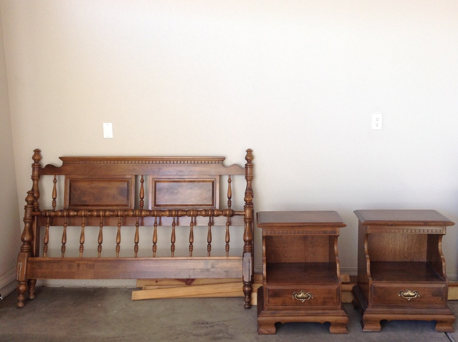 Need More Info On An Ethan Allen American Traditional Bedroom Set My Antique Furniture Collection