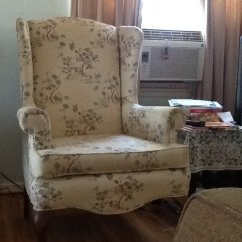 Antique Ladder Back Chairs Value Designer Chair Covers Gregory Hills I Have Two Wing-back From Continental Company, Hickory North C... | My ...