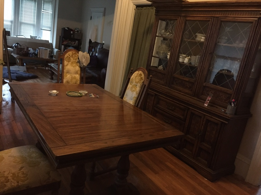 I Have A 1970s Burlington House Dining Room Set In Very