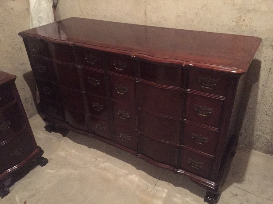 Value Mahogany Kling Furniture  My Antique Furniture Collection