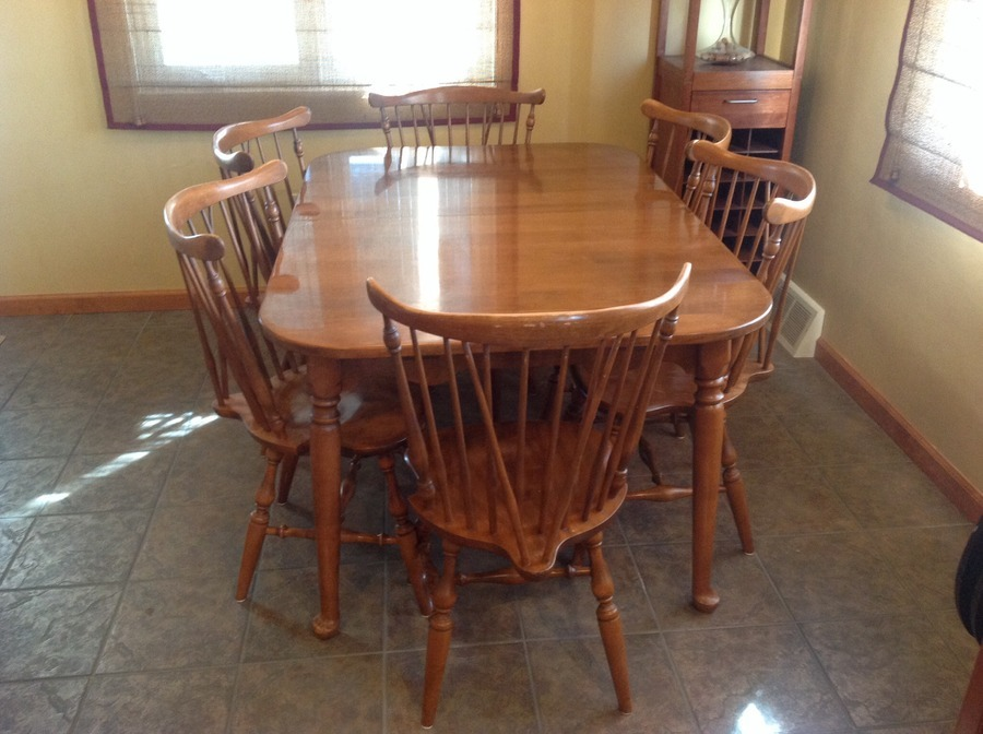 Ethan Allen Dining Room Sets Used
