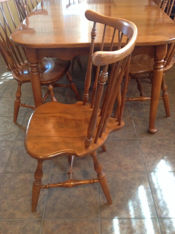 Ethan Allen By Baumritter Made In Vermont 403 And 444