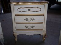1974 Dixie Girls Bedroom Set | My Antique Furniture Collection