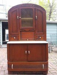 Hoosier Cabinet Like. Value?