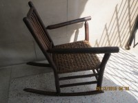 Value Of An Old Hickory Chair Company 1935 Rocking Chair ...