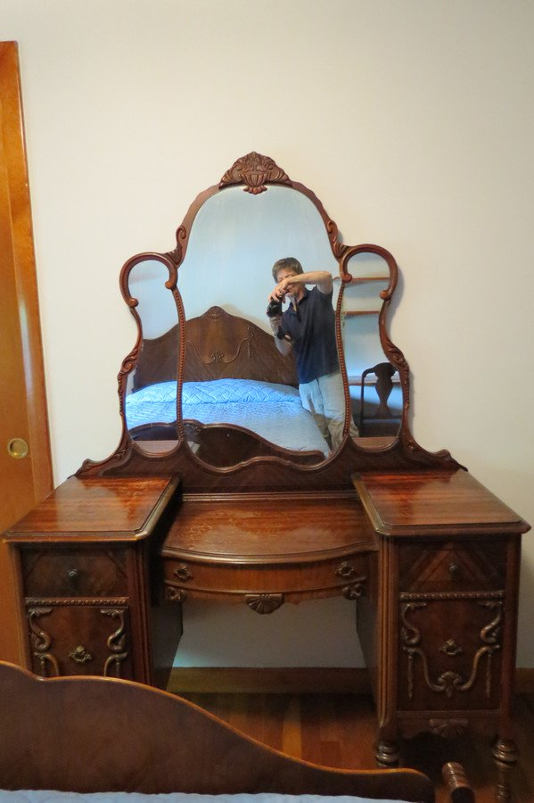 I Have A Gettysburg 1920s Bedroom Set Full Size Bed Head