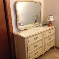 I Have Henry Link French Provincial Antique White With ...
