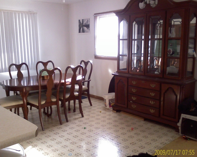 Dixie Dining Room Set My Antique Furniture Collection