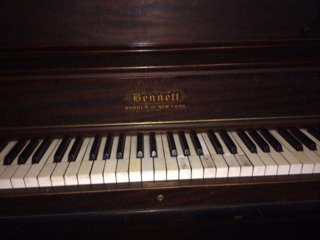 Bennett Warren And New York  My Piano Friends