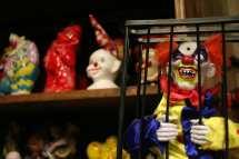 Nevada' Clown Motel Give Creeps Worldation