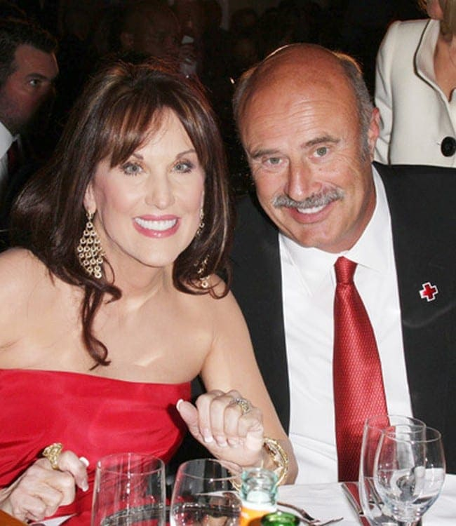 After 40 Years Dr Phils Wife Gets A Big Surprise On His