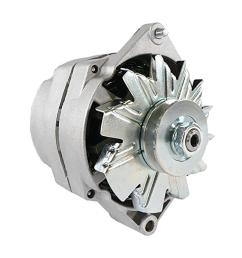 new 12v 61a alternator fits case 350b 350c 450c 455c 980 1105168 1102359 1105169 [ 1024 x 1024 Pixel ]