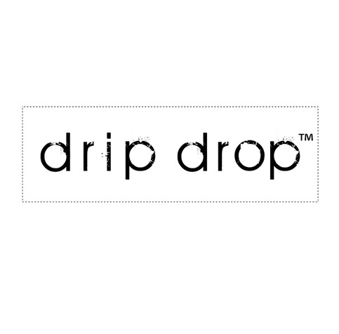 drip drop stickers on Storenvy