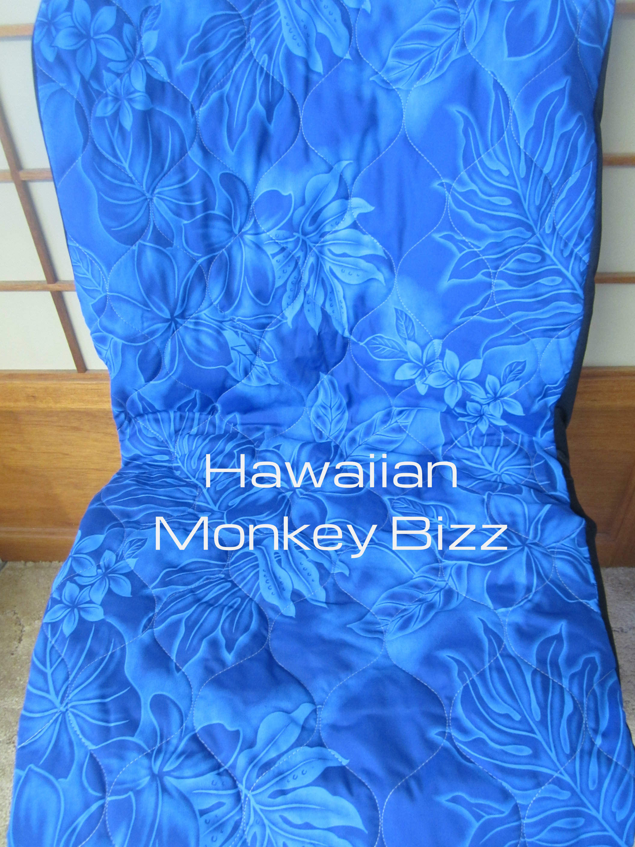 hawaiian chair covers folding outlet monkey bizz quotblue moonlight plumerias